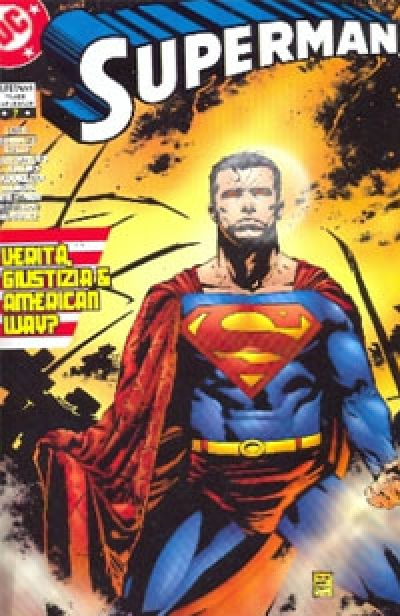 Superman TP (Play Press) # 7