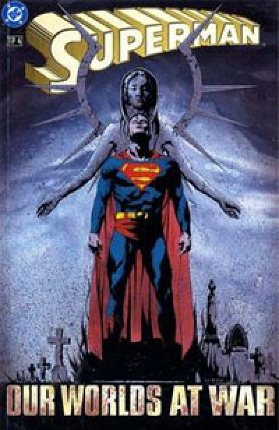 Superman: Our Worlds At War # 4