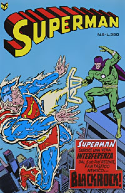 Superman (Cenisio) # 9