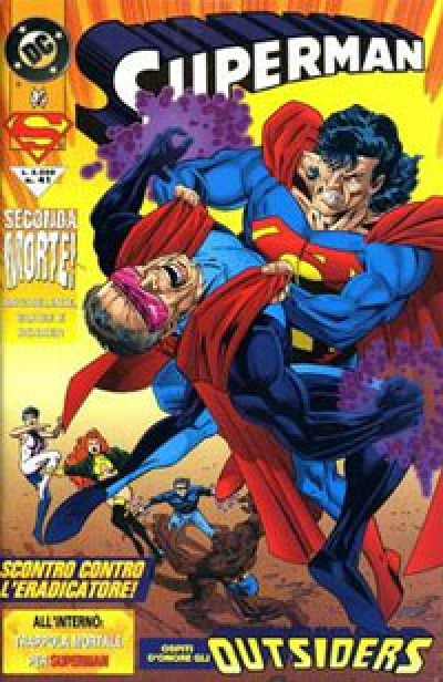 Superman v1 (Play Press) # 41