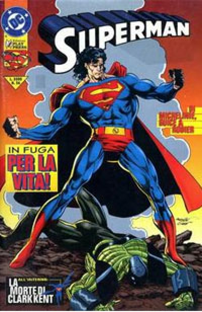 Superman v1 (Play Press) # 56