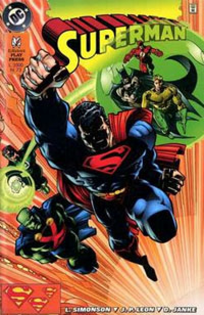 Superman v1 (Play Press) # 73