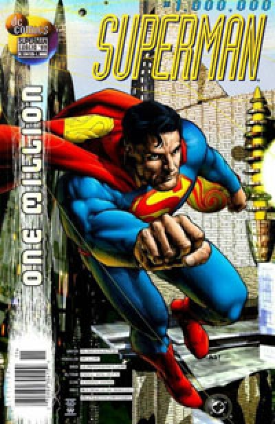 Superman v1 (Play Press) # 124/125