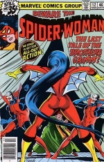 Spider-Woman vol 1 # 12