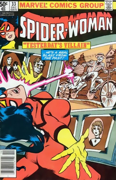 Spider-Woman vol 1 # 33