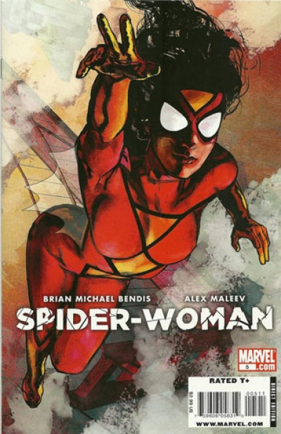 Spider-Woman vol 4 # 5