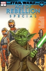 Star Wars: Age of Rebellion Special # 1