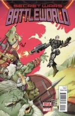 Secret Wars: Battleworld  # 2