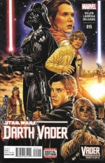 Star Wars: Darth Vader vol 1 # 15