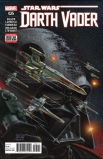 Star Wars: Darth Vader  # 25