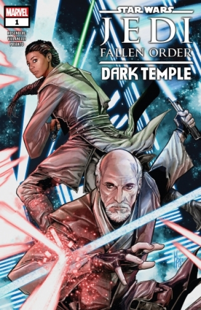 Star Wars Jedi: Fallen Order - Dark Temple # 1