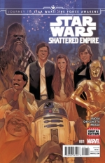 Journey to Star Wars: The Force Awakens - Shattered Empire # 1