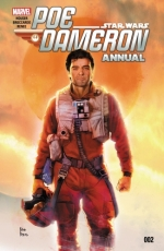 Star Wars: Poe Dameron Annual # 2
