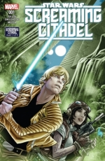 Star Wars: Screaming Citadel # 1