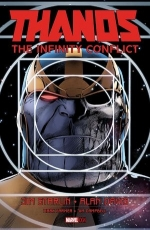 Thanos: the Infinity Conflict # 1
