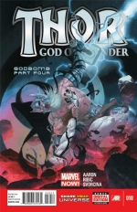 Thor: God of Thunder # 10