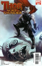 Thor: Ages of Thunder # 1