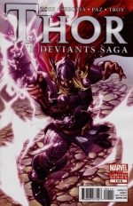 Thor: The Deviants Saga # 1