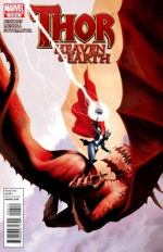 Thor: Heaven & Earth # 4
