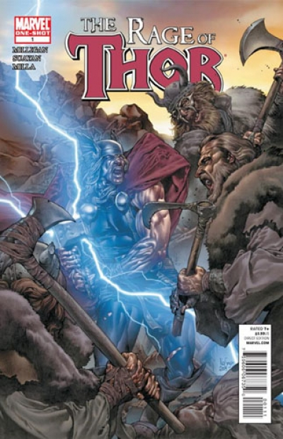 Thor: The Rage of Thor # 1