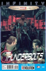 Thunderbolts vol 2 # 14