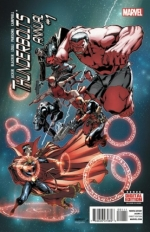 Thunderbolts vol 2 Annual # 1