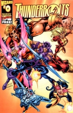 Thunderbolts vol 1 # 0