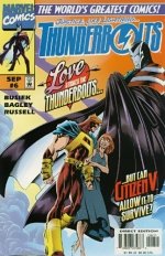 Thunderbolts vol 1 # 6