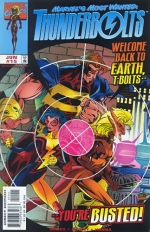 Thunderbolts vol 1 # 15