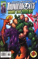 Thunderbolts vol 1 # 34
