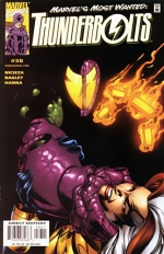 Thunderbolts vol 1 # 36