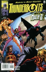 Thunderbolts vol 1 # 37