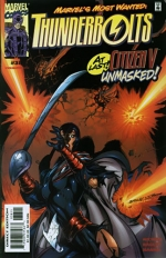 Thunderbolts vol 1 # 38