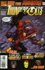 Thunderbolts vol 1 # 39