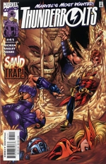 Thunderbolts vol 1 # 41