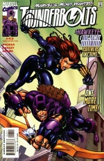 Thunderbolts vol 1 # 43