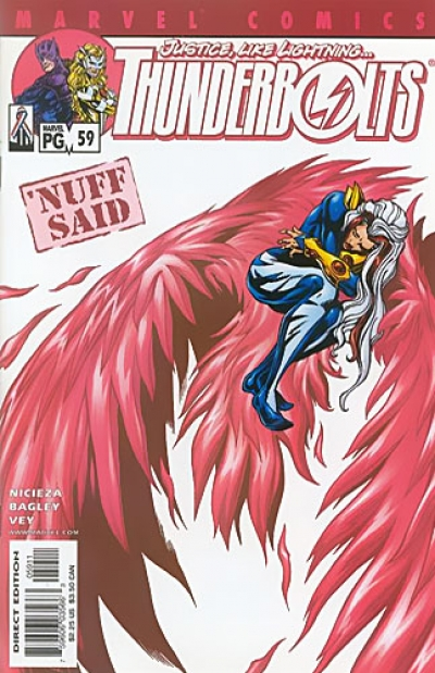 Thunderbolts vol 1 # 59
