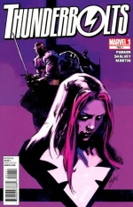 Thunderbolts vol 1 # 163.1