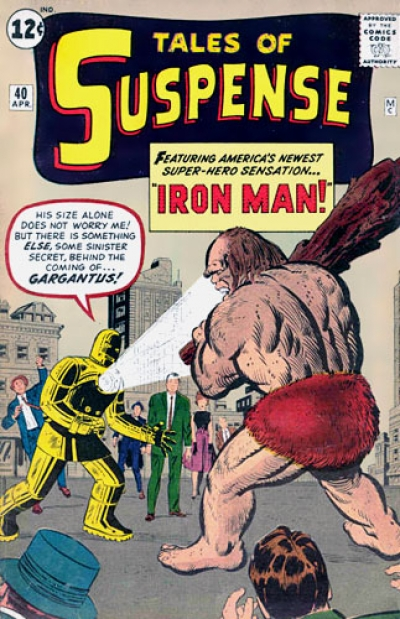 Tales Of Suspense # 40