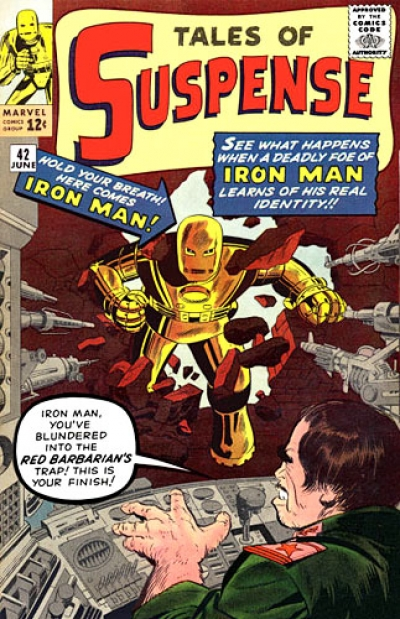 Tales Of Suspense # 42