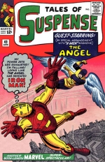 Tales Of Suspense # 49