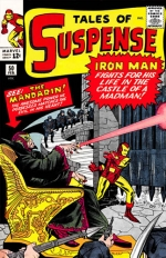 Tales Of Suspense # 50