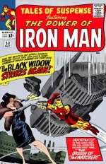Tales Of Suspense # 53