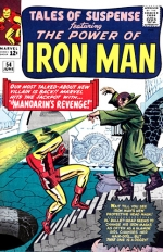 Tales Of Suspense # 54
