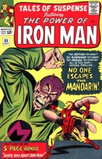 Tales Of Suspense # 55