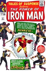 Tales Of Suspense # 57