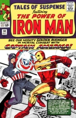 Tales Of Suspense # 58