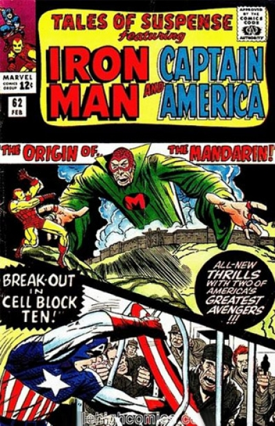 Tales Of Suspense # 62