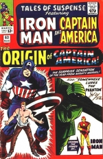 Tales Of Suspense # 63
