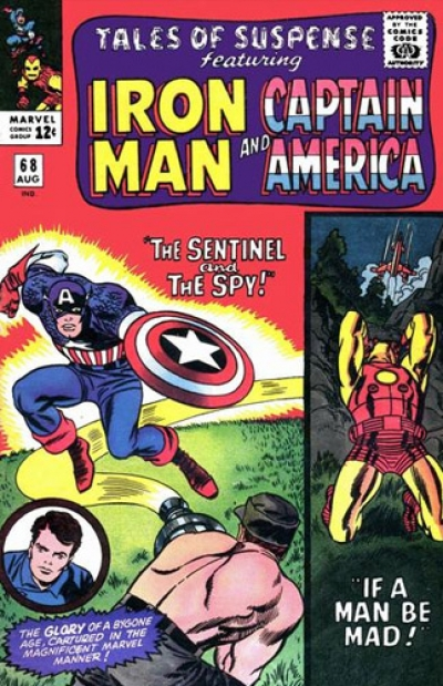 Tales Of Suspense # 68